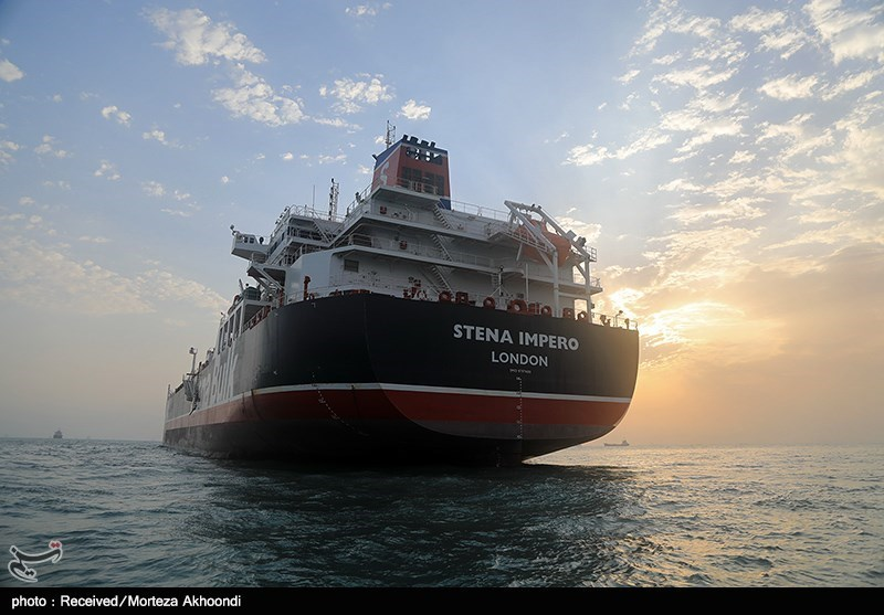 Iranian Court Hearing Case of UK Oil Tanker