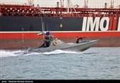 تصاویر توقیف نفتکش انگلیسی توسط سپاه