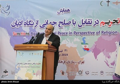 سخنرانی کارن خانلری نماینده مسیحیان ارمنی در مجلس جمهوری اسلامی