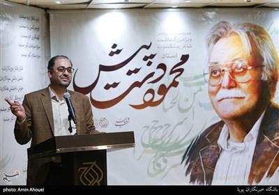 حسین قرائی نویسنده و شاعر