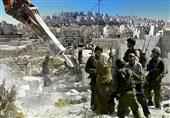 محکومیت بین المللی تخریب منازل فلسطینیان در قدس اشغالی