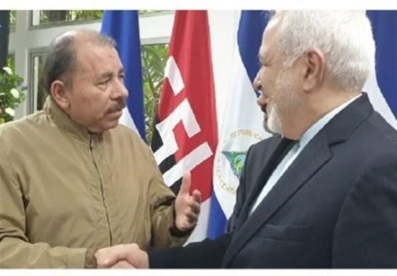Iran's Zarif, Nicaraguan President Slam 'Illegal' US Sanctions