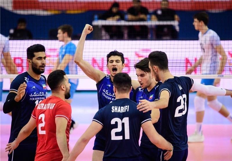 تمجید فدراسیون جهانی والیبال از جوانان ایران