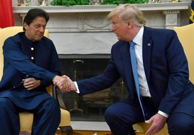 عمران خان اور ڈونلڈ ٹرمپ کی ملاقات؛ امریکی صدر کی مسئلہ کشمیر پر ثالثی کی پیشکش + ملاقات کی تصویری جھکیاں