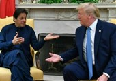عمران خان آج ٹرمپ سے ملاقات کریں گے