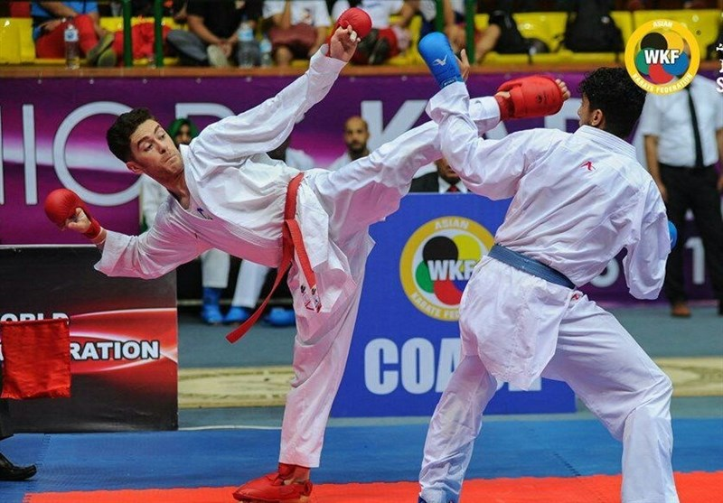 لیگ جهانی کاراته وان پاریس| خاکسار و آسیابری هم حذف شدند