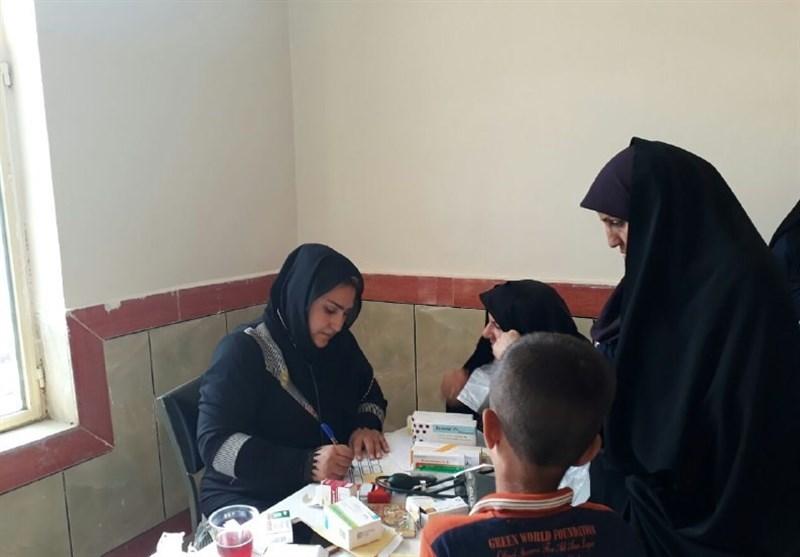 183 پزشک جهادگر در مناطق محروم استان کرمانشاه خدمترسانی میکنند