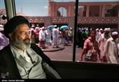 برنامه های سرپرست حجاج ایرانی