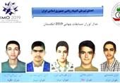کسب 6 مدال توسط دانشآموزان ایران در المپیاد جهانی ریاضی
