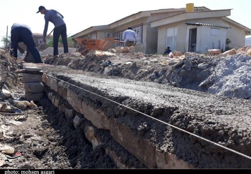 واحدهای احداثی مناطق سیلزده گلستان تا پایان امسال تحویل میشود