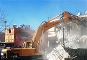 بیانیه کشورهای مهم اروپایی علیه تخریب منازل فلسطینیان توسط اسرائیل