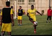 تلاش کادر فنی فولاد برای رساندن کولیبالی به بازی مقابل استقلال