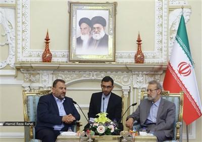 لاریجانی: امریکا اخفقت فی اثارة التوتر وفرض الحظر على ایران