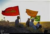خوزستان| استقبال مردم ایذه از کاروان انصار الحسین(ع) مشهد به روایت تصویر