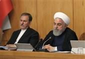 روحانی:به اسم مذاکره کنار میز تسلیم نمینشینیم/ دنیا باید از سپاه بخاطر امنیت خلیج فارس، سپاسگزار باشد