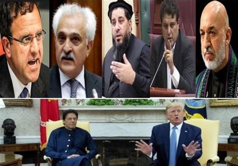 گزارش تسنیم  پاسخ افغانستانیها به توهین ترامپ: رژیم اسرائیل باید محو شود؛ نظامیان آمریکایی افغانستان را ترک کنند