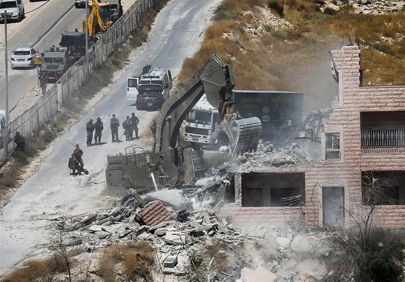 Over 500 Palestinian Homes Demolished by Israel So Far This Year: UN