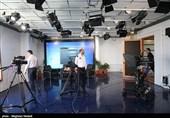 استودیو پلیس پایتخت افتتاح شد + تصاویر