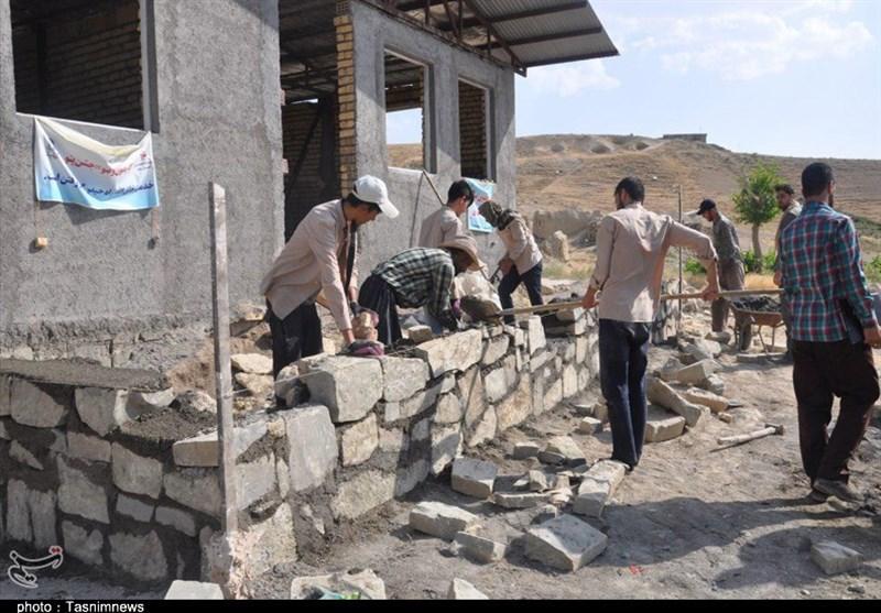 بسیج سازندگی استان مرکزی 35 طرح عمرانی در مناطق سیل زده اجرا کرد+تصاویر