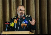 US Sanctions Can Never Block Iran's Progress: IRGC Commander