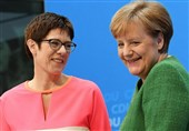 Merkel Party's Crisis Deepens as Designated Successor Quits