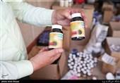 کشف حدود 9 میلیون قرص از دلال بزرگ دارو در بازار تهران