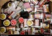 تهران| کشف یک میلیون و 800 هزار داروی قاچاق در باغفیض + تصاویر
