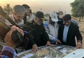 فرمانده کل سپاه: قرارگاه خاتمالانبیاء 16 پروژه استراتژیک در خوزستان اجرا میکند