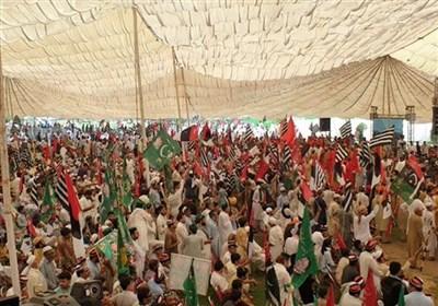 کوئٹہ؛ اپوزیشن جماعتوں کاجلسہ شہر میں دفعہ 144 نافذ