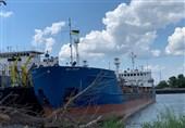 اوکراین یک نفتکش روسی را توقیف کرد