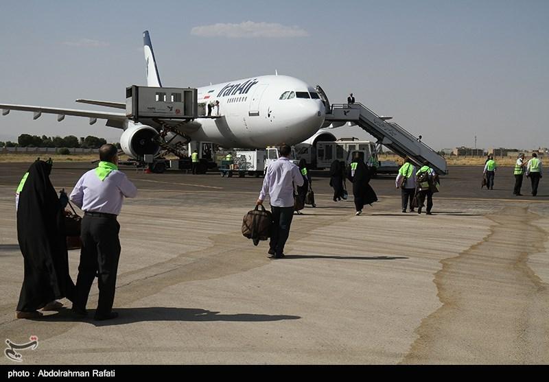 پروازهای مسافری فرودگاه پیام البرز از سرگرفته شد