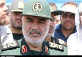 IRGC Chief: Iran's Border Fully Secure