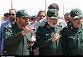 سردار سلامی از طرحهای محرومیتزدایی سپاه در خراسان شمالی بازدید کرد
