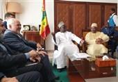 دیدار ظریف با رئیس مجلس ملی سنگال