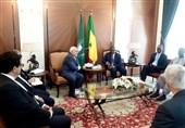 ظریف با رئیس جمهور سنگال دیدار کرد