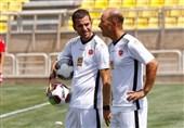 باشگاه پرسپولیس برای مهلت دوباره به دستیار اسپانیایی کالدرون نامه میزند