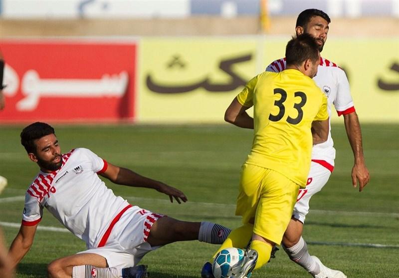 تقابل صنعت نفت و شاهین شهرداری بوشهر برنده نداشت
