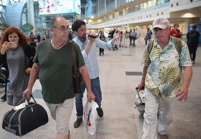 بازگشت خدمه تانکر توقیف شده روسی توسط اوکراین به مسکو