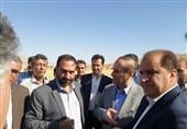 بازدید استاندار ایلام از زیرساختهای اربعین 98 در مسیرجاده ایلام به مهران