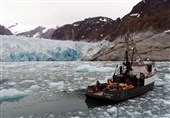 Underwater Glacial Melting Occurring at Higher Rates