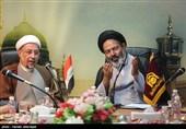 دیدار مسئولان بعثه های حج جمهوری اسلامی ایران و جمهوری عراق