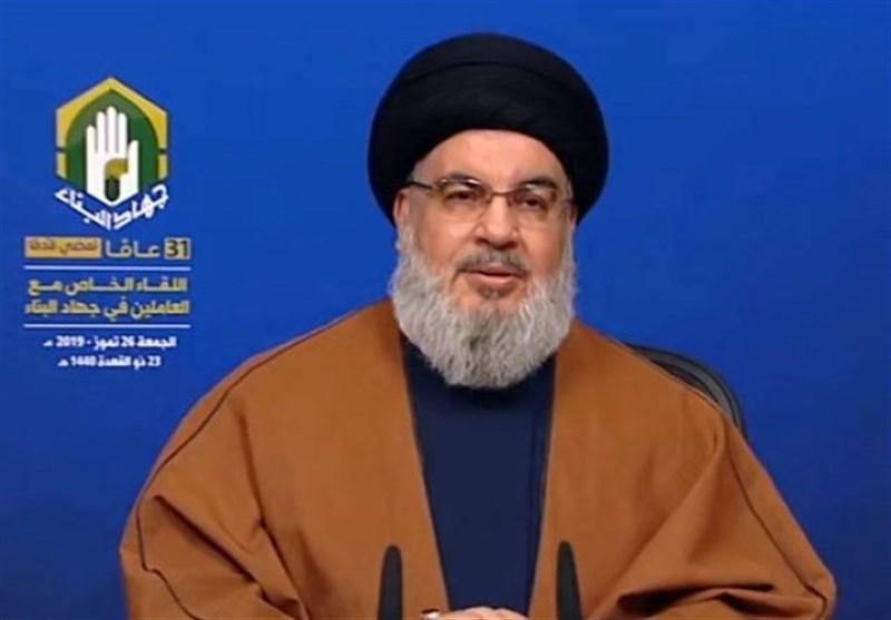 فیلم | نصرالله: اگر هزار بار کشته شویم دست از یاری امام خامنهای برنخواهیم داشت