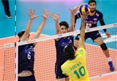 We Lost to A Strong Team, Brazil U-21 Volleyball Coach Says