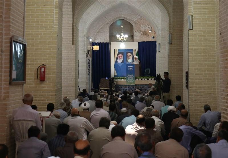 نماز جمعه این هفته قزوین برگزار نمیشود