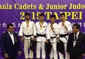 جودو قهرمانی نوجوانان آسیا- اقیانوسیه| عیسیزایی و احمدزاده به مدال نقره رسیدند