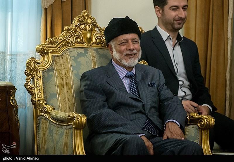 یوسف بن علوی، وزیر امورخارجه عمان
