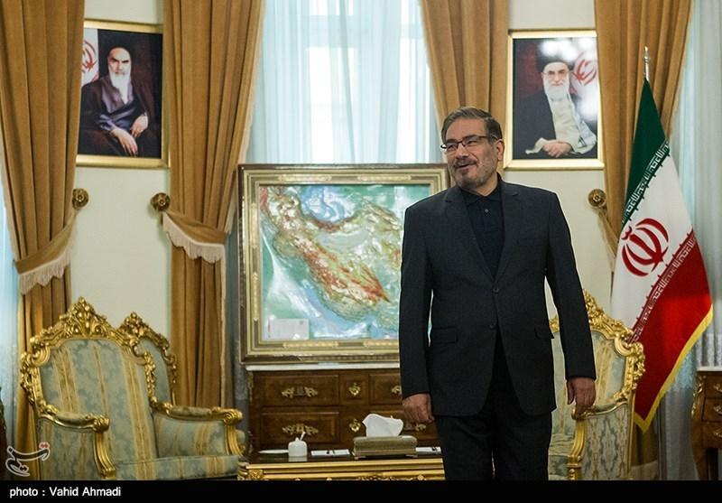 علی شمخانی دبیر شورای عالی امنیت ملی