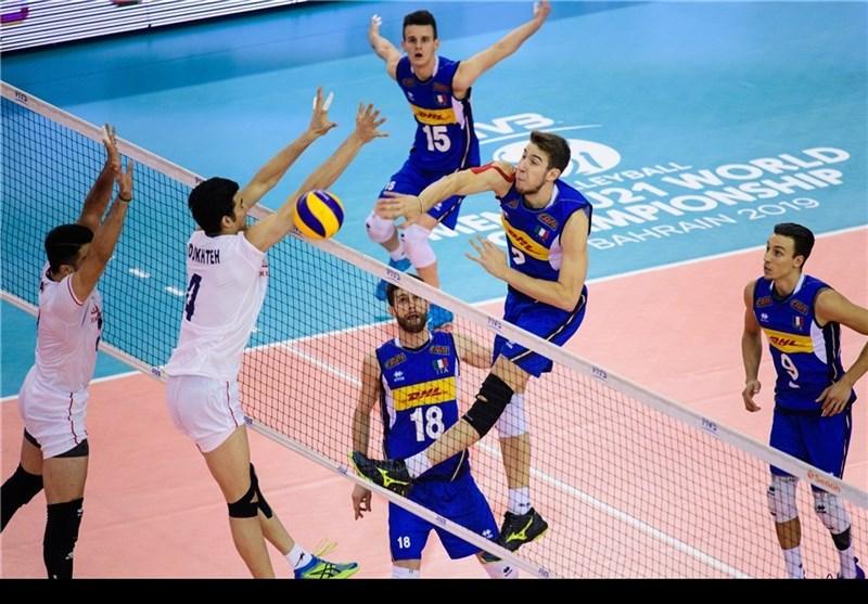 بازتاب قهرمانی والیبالیستهای جهان در روزنامه ایتالیایی/ ایران قهرمان و ایتالیا با مدال نقره متوقف شد