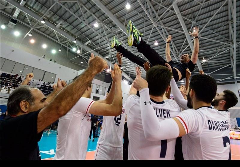 Bardia Saadat Joins Serbian Volleyball Club Nis