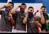 بیانیه نمایندگان مجلس در پی قهرمانی تیم والیبال جوانان در مسابقات جهانی